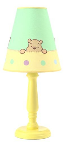 Baby online store products nursery nursery dcor lamps winnie the pooh peek a pooh lamp mozeypictures Images