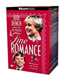 A Fine Romance - The Complete Collection - movie DVD cover picture