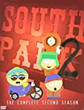 South Park - The Complete Second Season - movie DVD cover picture