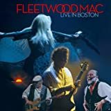 Fleetwood Mac - Live in Boston - movie DVD cover picture