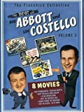 The Best of Abbott & Costello - Volume 3 (8 Film Collection) - movie DVD cover picture