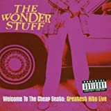 Skivomslag för Welcome To The Cheap Seats (Greatest Hits Live)