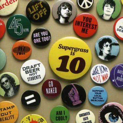 Supergrass Is 10: B.O. 94-04 (Bonus CD)
