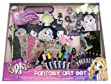 Bratz Groove N Glam Art Set - The Perfect Arts & Crafts Gift for Fashion Fun!