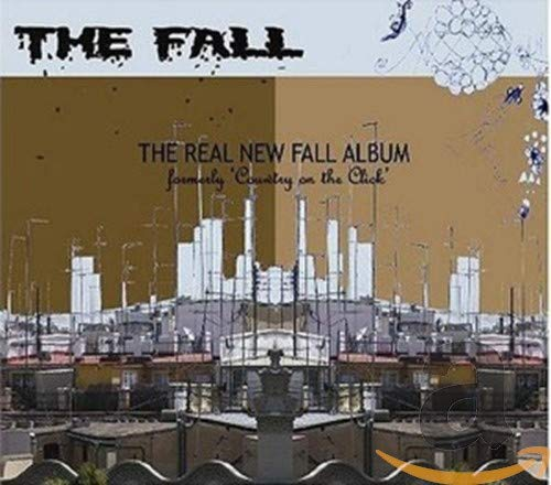 the fall - real new fall lp
