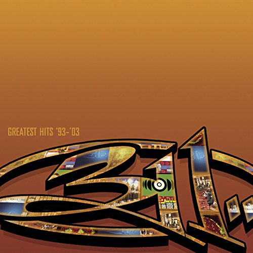 CD-Cover: 311 - Greatest Hits '93-'03