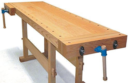 Heavy Workbench Plans