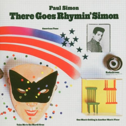 Paul Simon - There Goes Rhymin