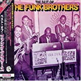 Cubierta del álbum de The Best of the Funk Brothers