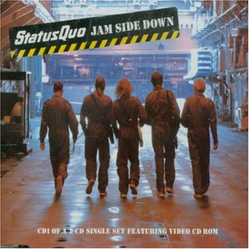 Jam Side Down [Import CD]