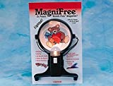 MagniFree Lighted, Hanging Magnifier
