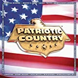 Album cover for Patriotic Country