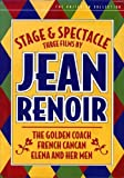Stage and Spectacle - Three Films by Jean Renoir