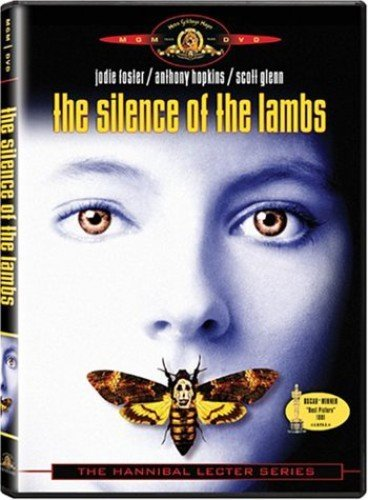 The Silence of the Lambs cover