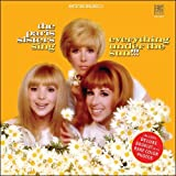 Pochette de l'album pour The Paris Sisters Sing Everything Under the Sun!!!