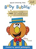 Baby Babble - Speech-Enhancing DVD for Babies and Toddlers
