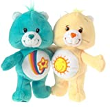 Care Bear Cuddlers: Thanks-A-Lot and Funshine