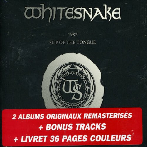 Whitesnake - Now You