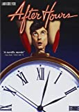 After Hours - movie DVD cover picture