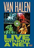 Van Halen - Live Without a Net - movie DVD cover picture