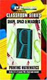 Printing Mathematics VHS ~ Space and Me Shapes