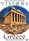 Visions of Greece - movie DVD cover picture
