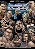 WWE Survivor Series 2004 - movie DVD cover picture