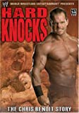 WWE - Hard Knocks - The Chris Benoit Story - movie DVD cover picture