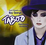 Capa do álbum Taboo - Original Broadway Cast