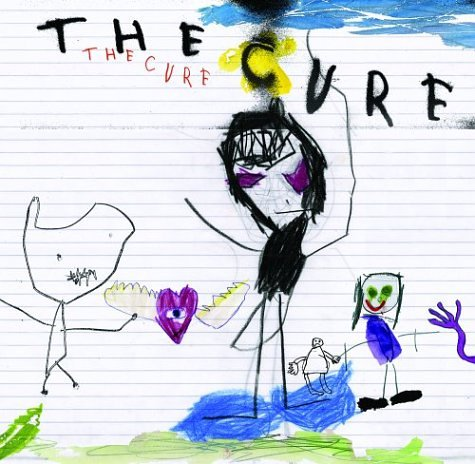The Cure. The Cure