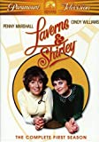 Laverne & Shirley - The Complete First Season - movie DVD cover picture