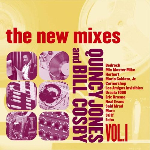 The New Mixes, Vol. 1: Quincy Jones and Bill Cosby