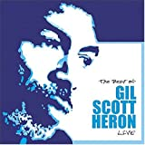 Pochette de l'album pour The Best of Gil Scott-Heron Live