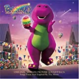 Copertina di album per Barney's Great Adventure - The Movie