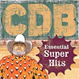 Cubierta del álbum de The Essential Super Hits of the Charlie Daniels Band