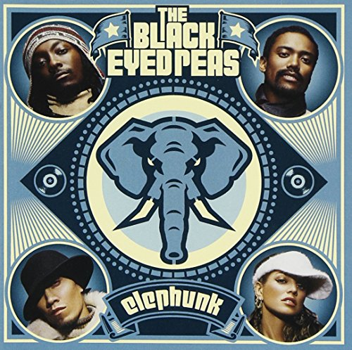 Original album cover of Elephunk by Black Eyed Peas