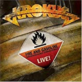 Copertina di album per Fire and Gasoline: Live!