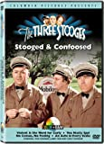 The Three Stooges - Stooged & Confoosed (Colorized / Black & White) - movie DVD cover picture
