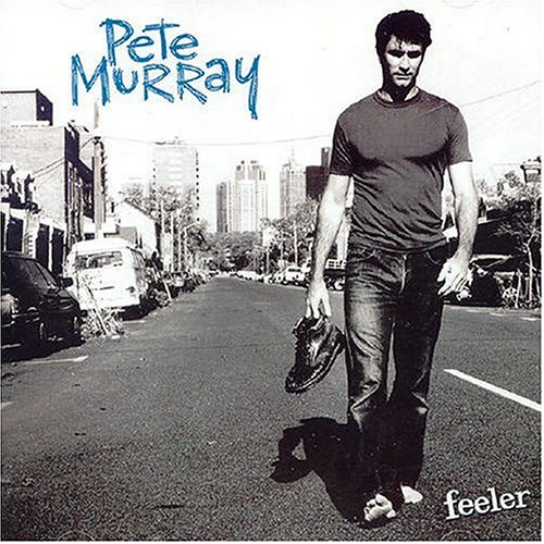 Original album cover of Feeler by Pete Murray