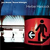 Album cover for Jazz Moods: 'Round Midnight