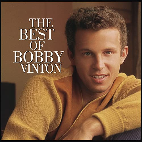 CD-Cover: Bobby Vinton - The Best of Bobby Vinton