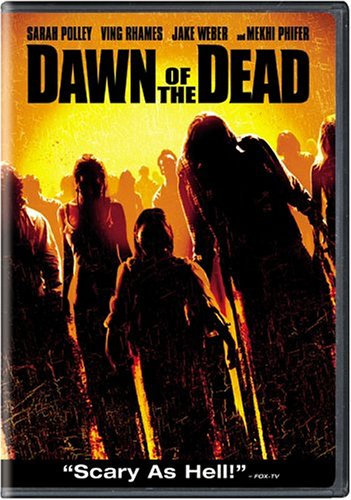 Dawn of the Dead  DVD