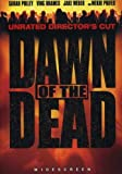 Dawn of the Dead (Widescreen Unrated Director's Cut) - movie DVD cover picture