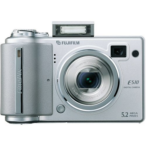 Fuji E510 5.2-Megapixel Digital Camera