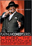 Platinum Comedy Series - Cedric the Entertainer - Starting Lineup - movie DVD cover picture