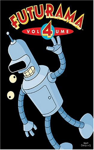 Futurama, Vol. 4 DVD