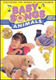 Baby Songs - Animals - movie DVD cover picture