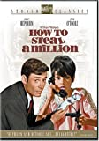 How to Steal a Million - movie DVD cover picture