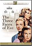 The Three Faces of Eve - movie DVD cover picture