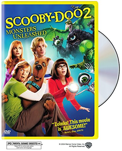 Scooby-Doo 2: Monsters Unleashed cover
